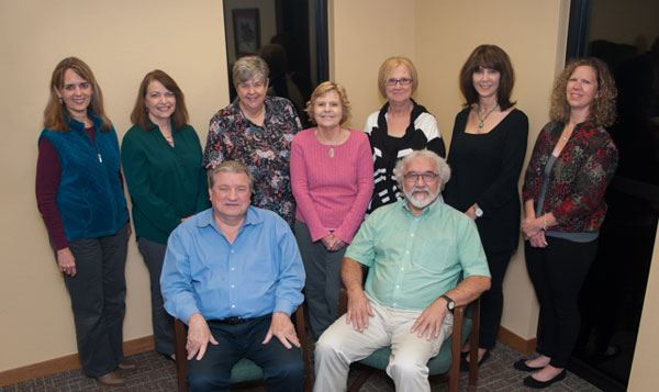 The staff at Samaritan Counseling and Growth Center